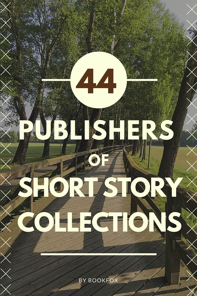 Publishers Short Story Collections