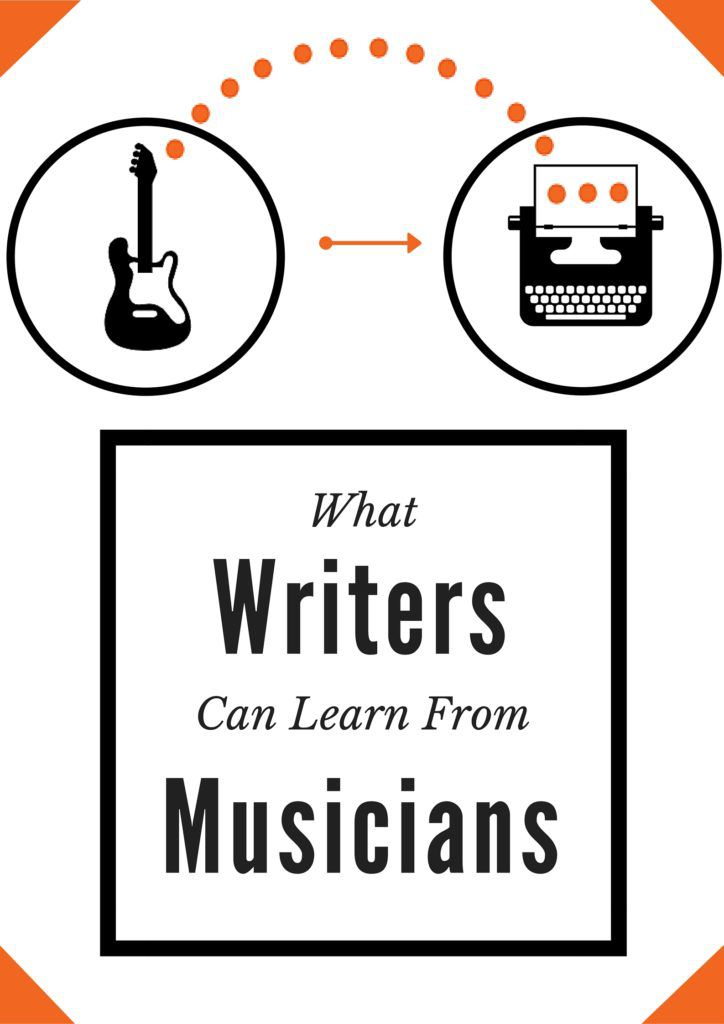 Writers learn from Musicians
