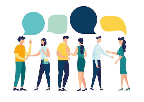 Dialogue exercises