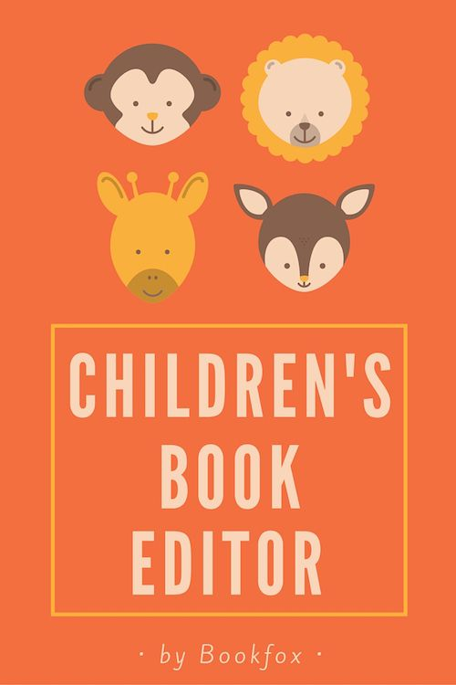 Children's Book Editor