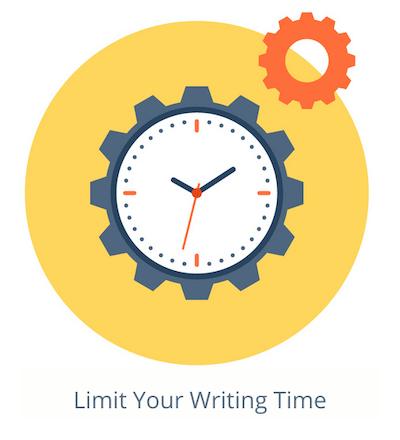 Avoid Procrastination Use Writing Time