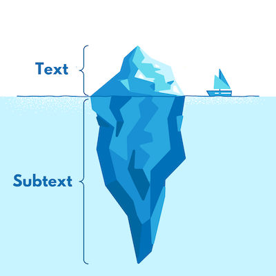 Dialogue Text and Subtext