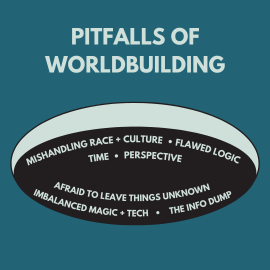 7 common pitfalls of worldbuilding
