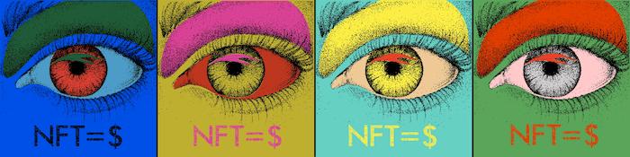 NFTs earn money